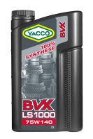 Масло трансмиссионное BVX LS 1000 75W140