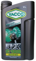 Масло трансмиссионное BVX C 100 80W90