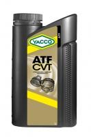 Масло трансмиссионное ATF CVT 1L